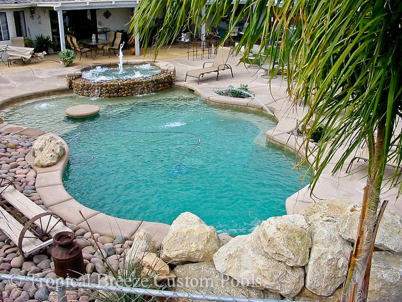 Pebble Pools