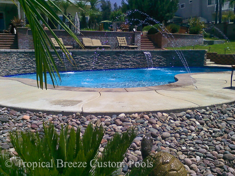 About Us Tropical Breeze Custom Pools